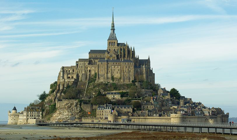 Les châteaux incontournables de Normandie