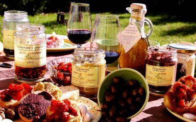 La Normandie : ses produits d'origine végétale et animale